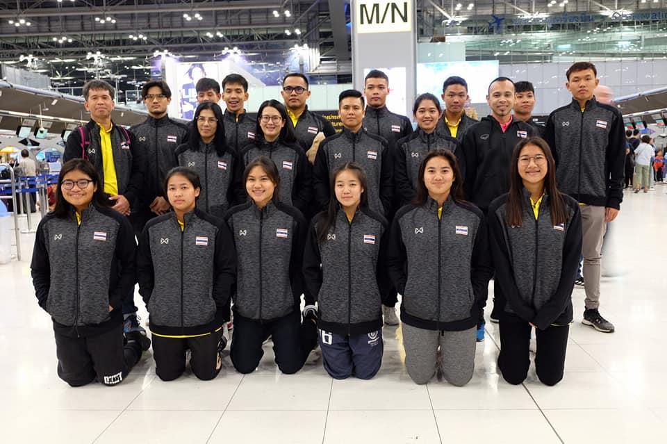 การแข่งขันรายการ17th Asian Finswimming Championships and Asian Junior Finswimming Competition ณ เมืองเหยียนไถ ประเทศสาธารณรัฐประชาชนจีน ระหว่างวันที่ 17-23 ธันวาคม 2562