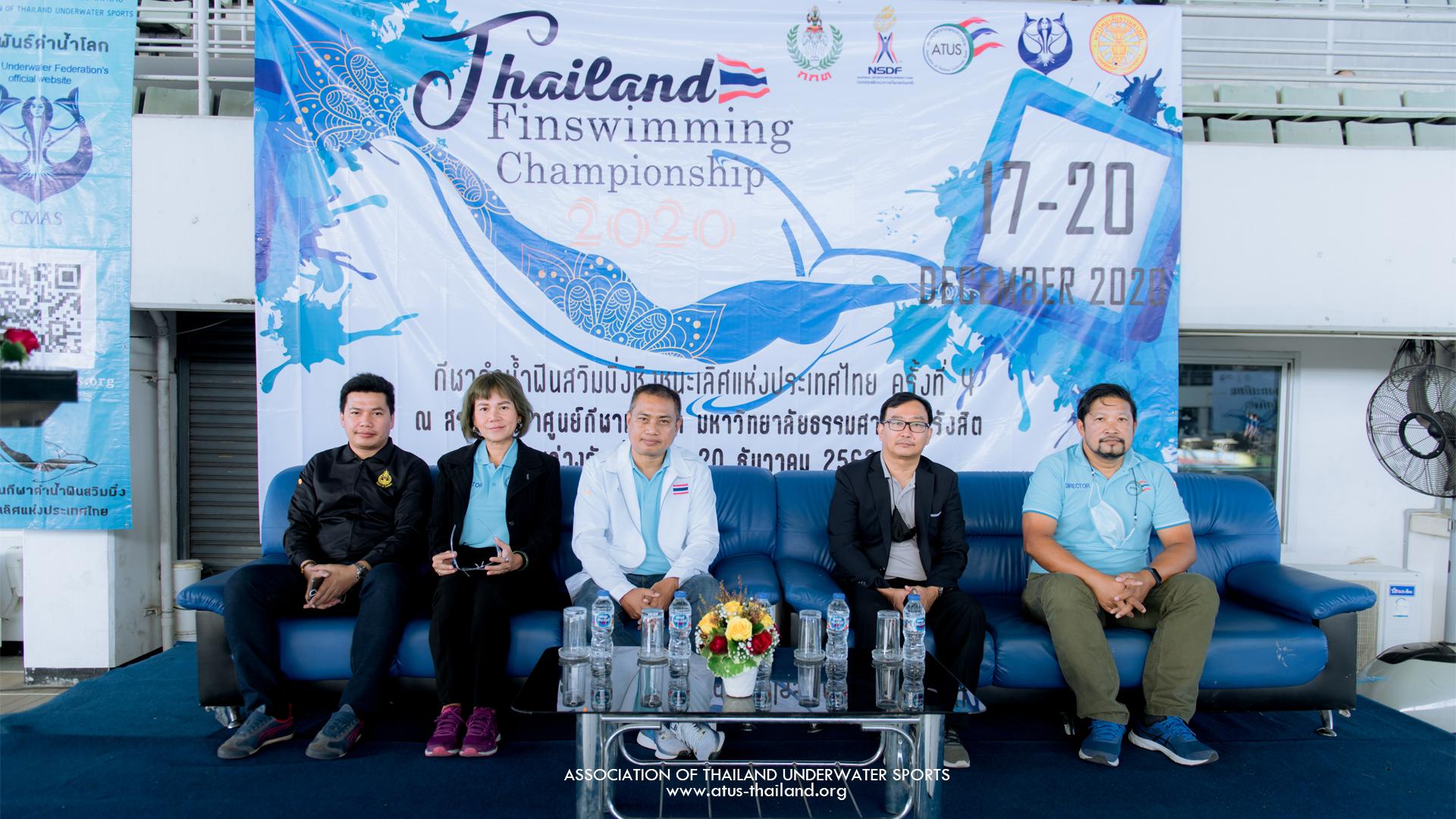Thailand Finswimming Championships 2020